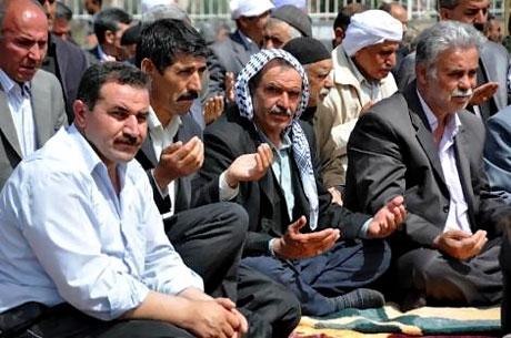 Diyarbakır 'sivil cuma' sonrası karıştı! galerisi resim 10