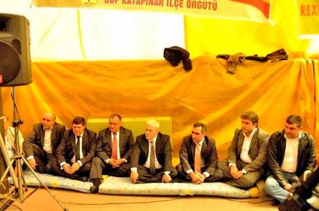 Diyarbakır 'sivil cuma' sonrası karıştı! galerisi resim 17