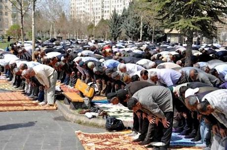 Diyarbakır 'sivil cuma' sonrası karıştı! galerisi resim 18