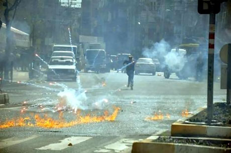 Diyarbakır 'sivil cuma' sonrası karıştı! galerisi resim 3