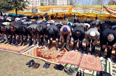 Diyarbakır 'sivil cuma' sonrası karıştı! galerisi resim 9