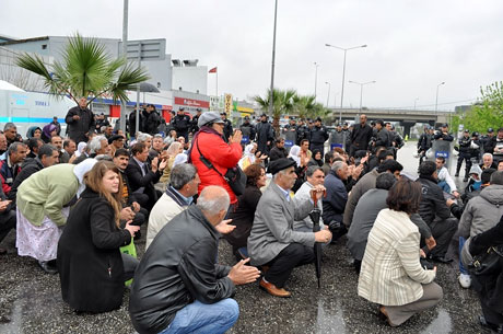 YSK vetosu'na her yerde protesto var! galerisi resim 15