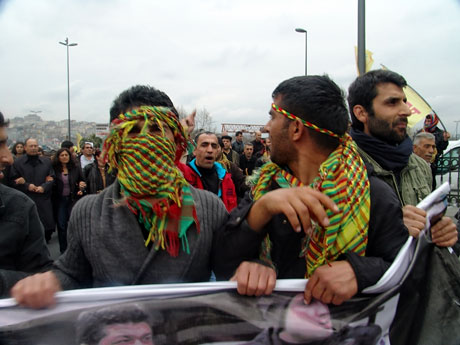 YSK vetosu'na her yerde protesto var! galerisi resim 29