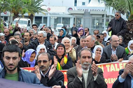 YSK vetosu'na her yerde protesto var! galerisi resim 47