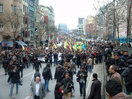 YSK vetosu'na her yerde protesto var! galerisi resim 49