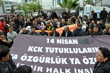 YSK vetosu'na her yerde protesto var! galerisi resim 50