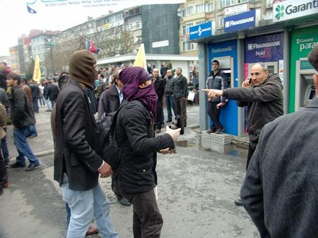 YSK vetosu'na her yerde protesto var! galerisi resim 52