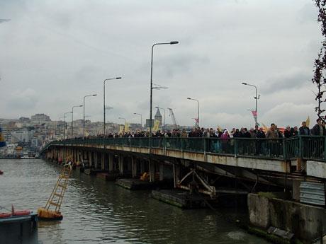 YSK vetosu'na her yerde protesto var! galerisi resim 53