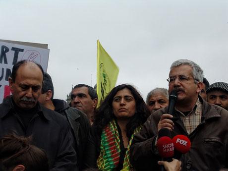 YSK vetosu'na her yerde protesto var! galerisi resim 57