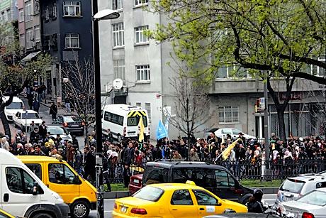 YSK vetosu'na her yerde protesto var! galerisi resim 61