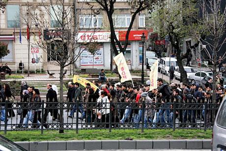 YSK vetosu'na her yerde protesto var! galerisi resim 63