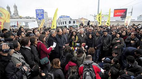 YSK vetosu'na her yerde protesto var! galerisi resim 65