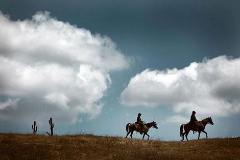 Yahşi Batı filminden ilk görüntüler galerisi resim 11