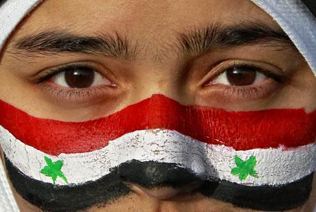 Suriye'de gösteriler büyüyor galerisi resim 10