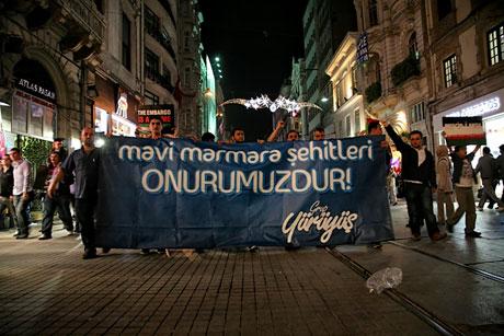 Mavi Marmara on binleri buluşturdu! galerisi resim 11