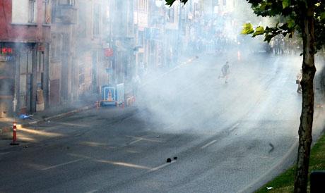 YSK'ya Diyarbakır ve Taksim'de protesto galerisi resim 31