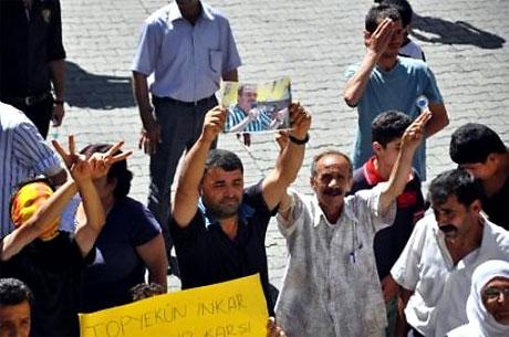 YSK'ya Diyarbakır ve Taksim'de protesto galerisi resim 45