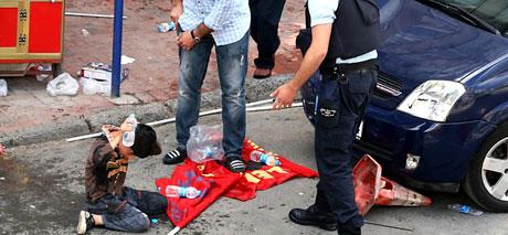 Şişli karıştı, Polisten vekillere biber gazı! galerisi resim 10