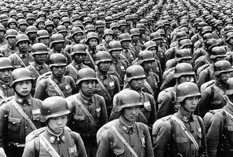 II. Dünya Savaşı'ndan görülmemiş kareler galerisi resim 1