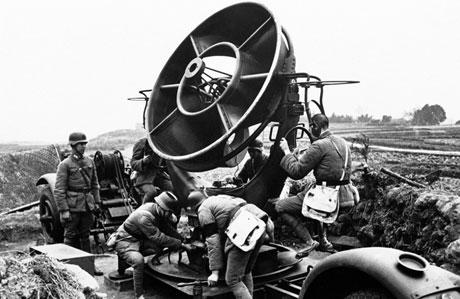 II. Dünya Savaşı'ndan görülmemiş kareler galerisi resim 19