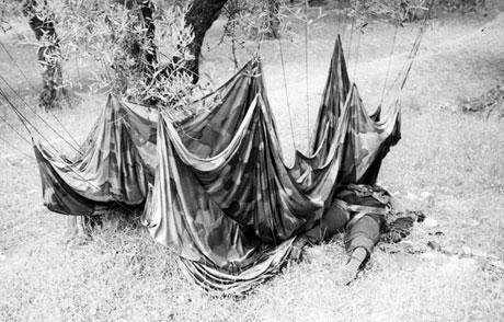 II. Dünya Savaşı'ndan görülmemiş kareler galerisi resim 29