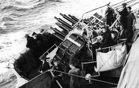 II. Dünya Savaşı'ndan görülmemiş kareler galerisi resim 4