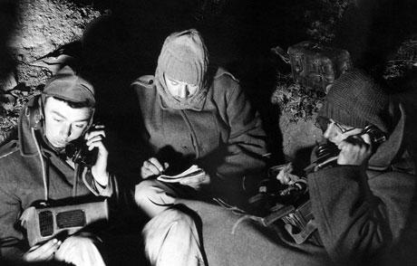 II. Dünya Savaşı'ndan görülmemiş kareler galerisi resim 41