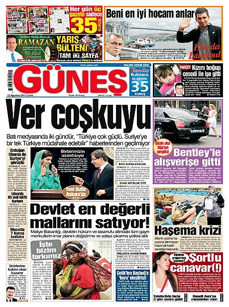 Taraf'ın manşetinde büyük iddia! galerisi resim 5