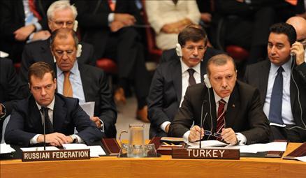 Erdoğan BM Güvenlik Konseyinde galerisi resim 2