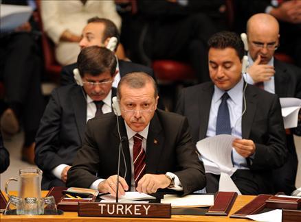 Erdoğan BM Güvenlik Konseyinde galerisi resim 4