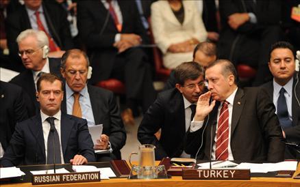 Erdoğan BM Güvenlik Konseyinde galerisi resim 5