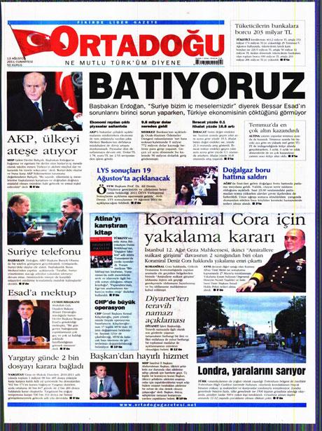 Mehmet Ağar bu manşeti sevmeyecek! galerisi resim 10