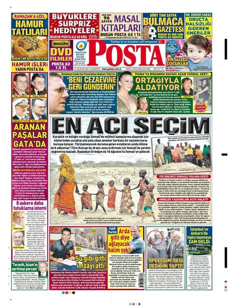 Mehmet Ağar bu manşeti sevmeyecek! galerisi resim 11