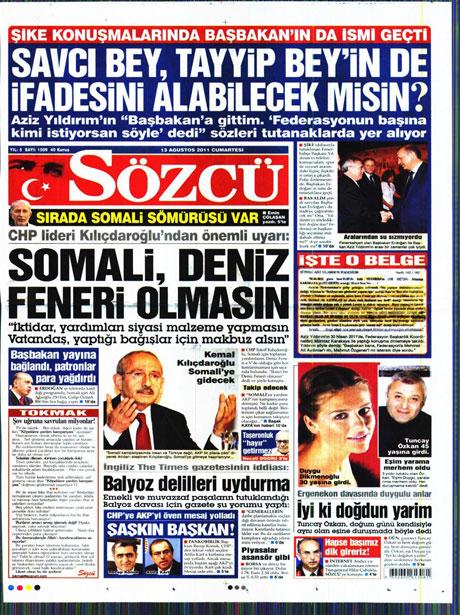 Mehmet Ağar bu manşeti sevmeyecek! galerisi resim 14