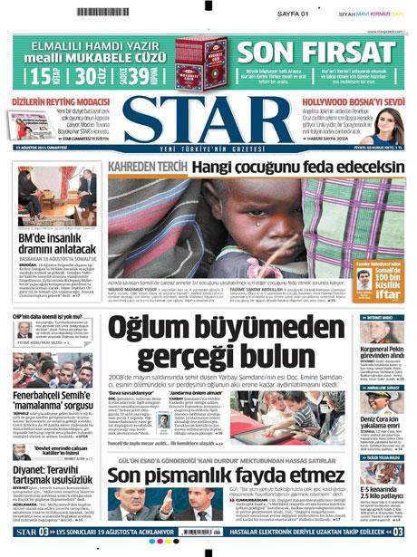 Mehmet Ağar bu manşeti sevmeyecek! galerisi resim 15