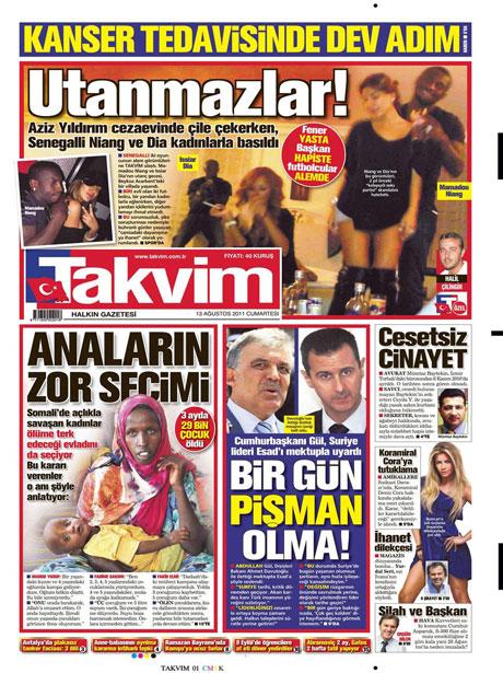 Mehmet Ağar bu manşeti sevmeyecek! galerisi resim 16
