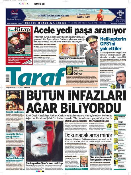 Mehmet Ağar bu manşeti sevmeyecek! galerisi resim 17