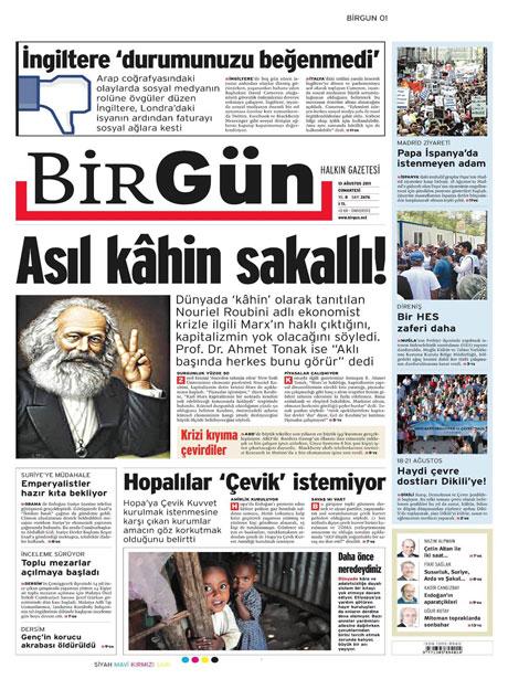 Mehmet Ağar bu manşeti sevmeyecek! galerisi resim 2