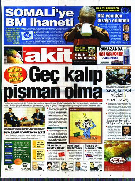 Mehmet Ağar bu manşeti sevmeyecek! galerisi resim 20