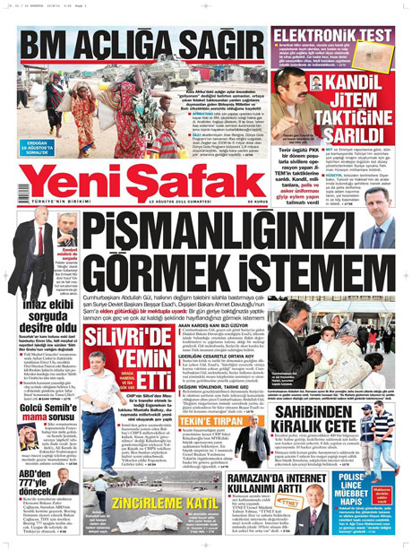 Mehmet Ağar bu manşeti sevmeyecek! galerisi resim 21