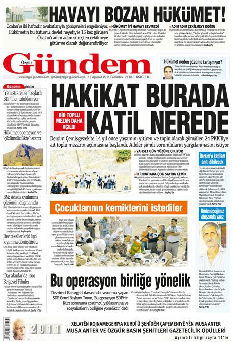 Mehmet Ağar bu manşeti sevmeyecek! galerisi resim 23