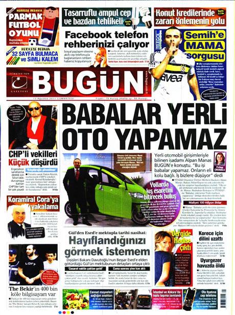 Mehmet Ağar bu manşeti sevmeyecek! galerisi resim 3