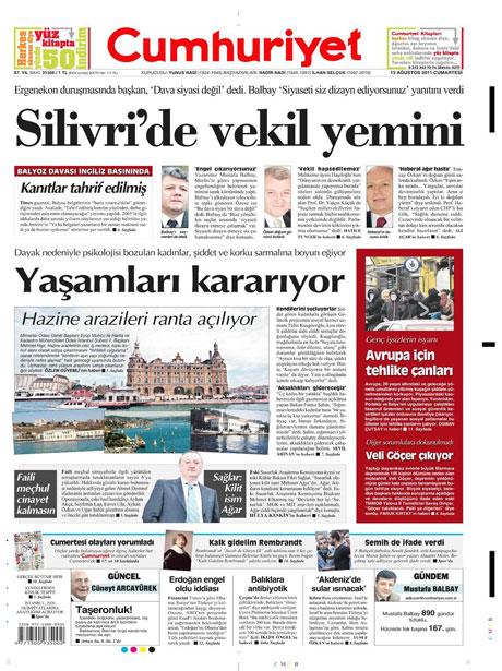 Mehmet Ağar bu manşeti sevmeyecek! galerisi resim 4