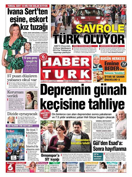Mehmet Ağar bu manşeti sevmeyecek! galerisi resim 6