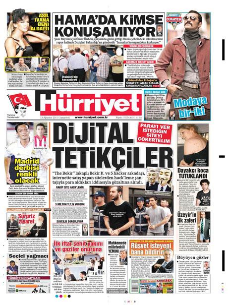 Mehmet Ağar bu manşeti sevmeyecek! galerisi resim 7