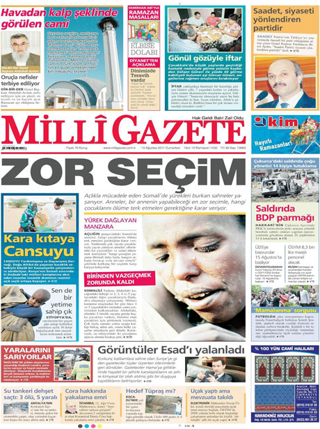 Mehmet Ağar bu manşeti sevmeyecek! galerisi resim 8