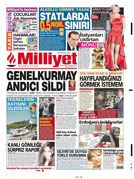 Mehmet Ağar bu manşeti sevmeyecek! galerisi resim 9