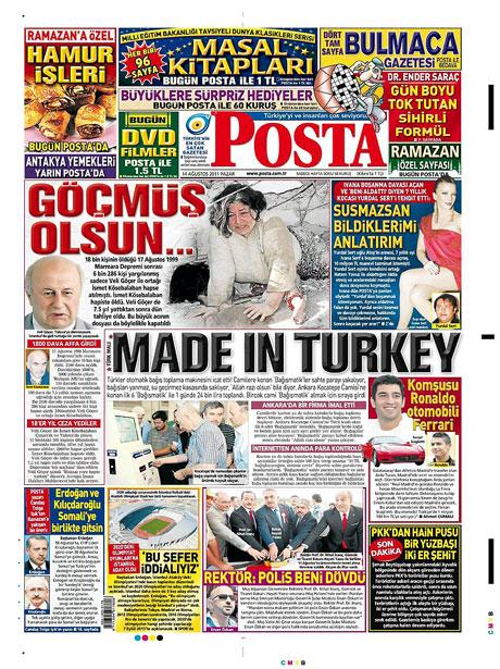 Karayılan bombasını gazeteler nasıl gördü? galerisi resim 10
