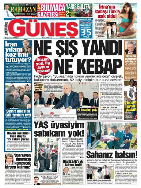 Günün gazete manşetleri! galerisi resim 5