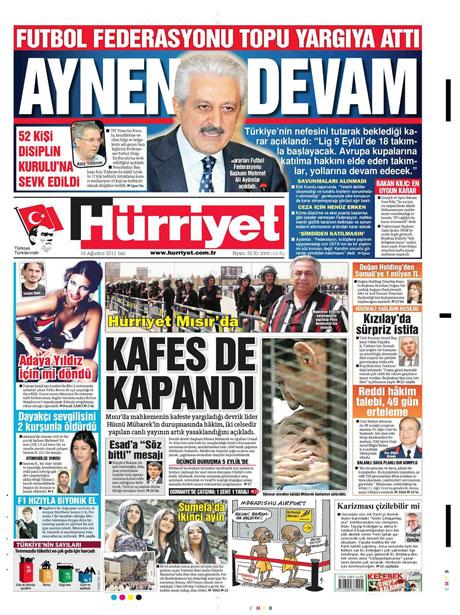 Günün gazete manşetleri! galerisi resim 7